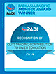 Outstanding Contribution Award for B&J Diving Centre