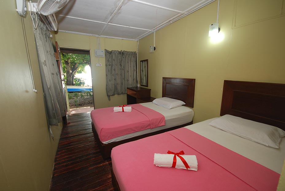 Fiqthya Chalet - Standard room