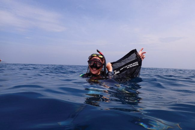 Dive Against Debris with Nic Emery